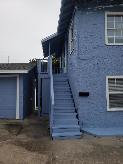 Volusia County Rental For Rent: 228 N Hollywood Avenue #2