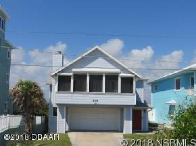 New Smyrna Beach Single Family Home For Sale: 6118 S Atlantic Avenue