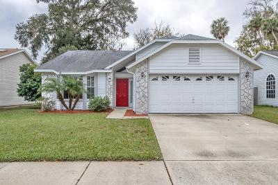 Port Orange Single Family Home For Sale: 3562 Red Pontiac Drive