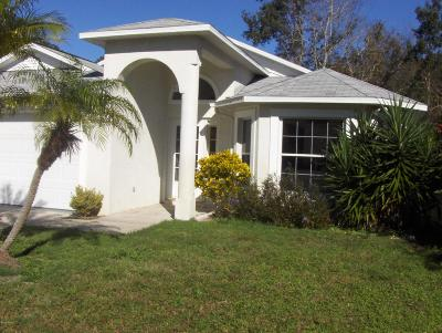 Volusia County Rental For Rent: 823 Little Town Road
