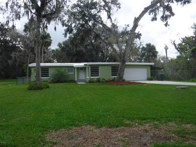 Daytona Beach Single Family Home For Sale: 1059 Cedar Street