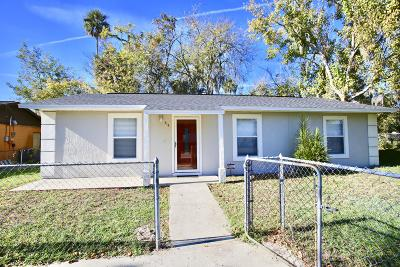 Daytona Beach Single Family Home For Sale: 314 S Adams Street