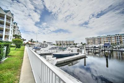 Ponce Inlet Boat Slip For Sale: 4621 Rivers Edge Village Lane #19