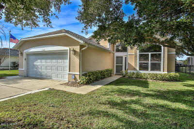 Port Orange Single Family Home For Sale: 1748 Arash Circle