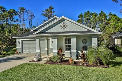 Daytona Beach Single Family Home For Sale: 126 Grande Belfly Way