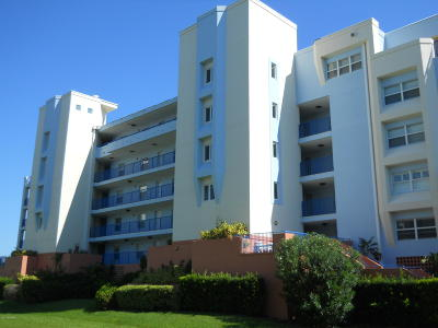 New Smyrna Beach Condo/Townhouse For Sale: 5300 S Atlantic Avenue #2404