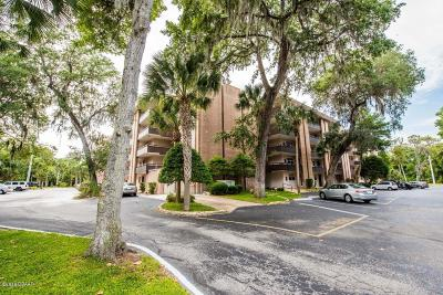 Ormond Beach Condo/Townhouse For Sale: 640 N Nova Road #1070