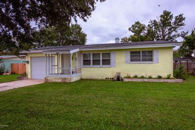 Daytona Beach Single Family Home For Sale: 711 N Flamingo Drive