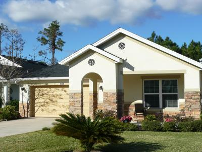 Daytona Beach Single Family Home For Sale: 122 Grande Belfly Way