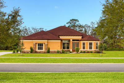 Ormond Beach FL Single Family Home For Sale: $469,900