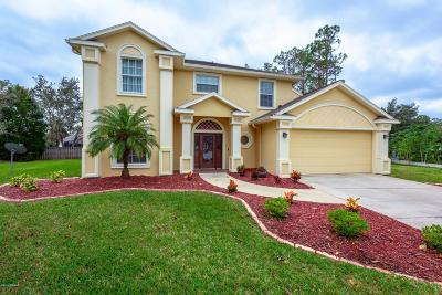 Ormond Beach Single Family Home For Sale: 134 Forest Quest