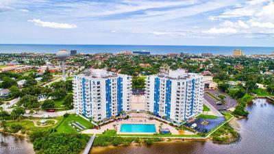 Daytona Beach Condo/Townhouse For Sale: 935 N Halifax Avenue #1003