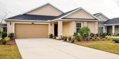 Daytona Beach Single Family Home For Sale: 109 Prestwick Grande Drive
