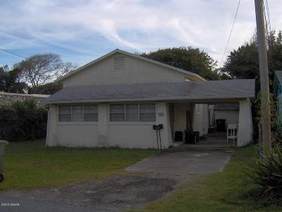 Daytona Beach Single Family Home For Sale: 350 Manhattan Avenue