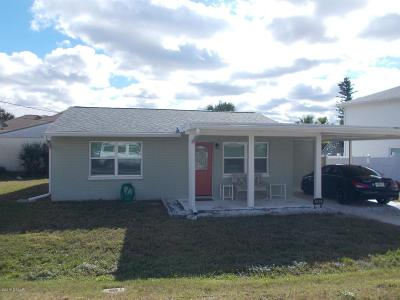 New Smyrna Beach Single Family Home For Sale: 405 Tide Street