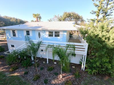 Daytona Beach, Daytona Beach Shores, New Smyrna Beach, Ormond Beach, Ormond-by-the-sea, Ponce Inlet, Port Orange, Wilbur-by-the-sea Single Family Home For Sale: 4729 Dixie Drive