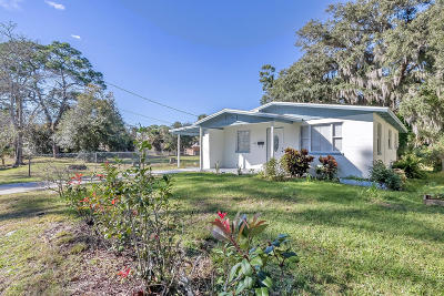 Daytona Beach Single Family Home For Sale: 584 South Court