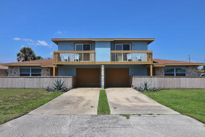 New Smyrna Beach Multi Family Home For Sale: 2600 S Atlantic Avenue