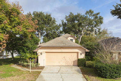 Port Orange Single Family Home For Sale: 4614 Barnacle Drive