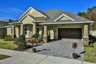 New Smyrna Beach Single Family Home For Sale: 3207 Medici Boulevard