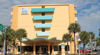 Daytona Beach Condo/Townhouse For Sale: 313 S Atlantic Avenue #206