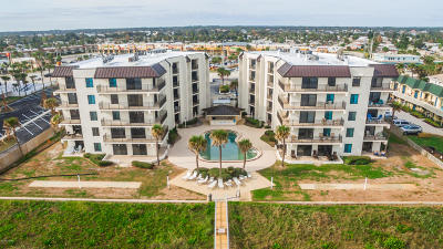 Ormond Beach Condo/Townhouse For Sale: 1275 Ocean Shore Boulevard #205