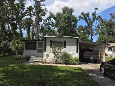 South Daytona Single Family Home For Sale: 1056 Green Acres Circle
