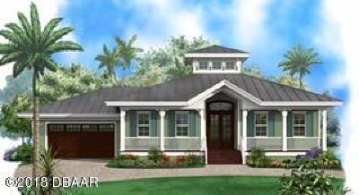 New Smyrna Beach Single Family Home For Sale: 2312 Swoope Drive