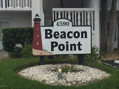 Ponce Inlet Condo/Townhouse For Sale: 4590 S. Atlantic Avenue #2460