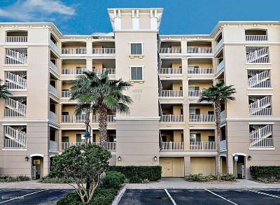 Palm Coast Condo/Townhouse For Sale: 1200 Cinnamon Beach Way #1144