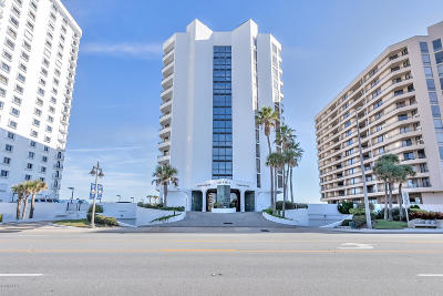 Daytona Beach Condo/Townhouse For Sale: 3013 S Atlantic Avenue #5070
