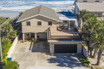 Daytona Beach, Daytona Beach Shores, New Smyrna Beach, Ormond Beach, Ormond-by-the-sea, Ponce Inlet, Port Orange, Wilbur-by-the-sea Single Family Home For Sale: 4001 S Atlantic Avenue