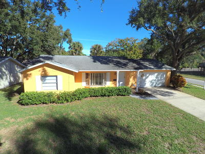 Daytona Beach Single Family Home For Sale: 1433 Mollie Road