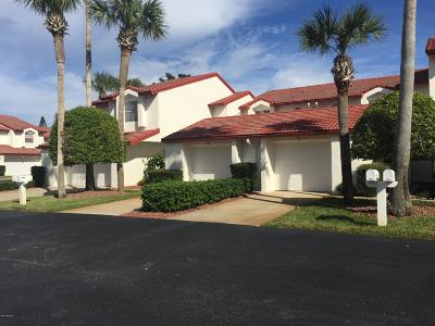 Daytona Beach Shores Attached For Sale: 130 Florida Shores Boulevard