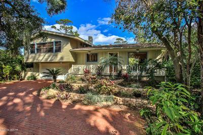Ormond Beach Single Family Home For Sale: 283 Riverside Drive