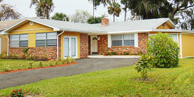 Daytona Beach Single Family Home For Sale: 413 Jackson Avenue