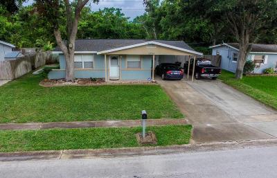 South Daytona Single Family Home For Sale: 2170 Nottingham Road