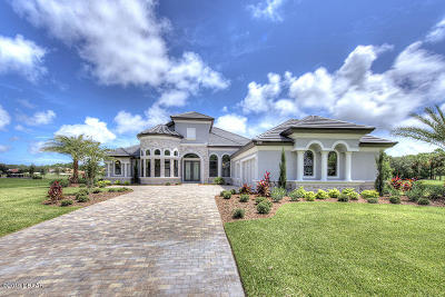 Plantation Bay Single Family Home For Sale: 504 Wingspan Drive