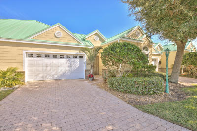 Ponce Inlet Condo/Townhouse For Sale: 4617 Oak Hammock Court