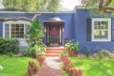 Ormond Beach Single Family Home For Sale: 171 Riverside Drive