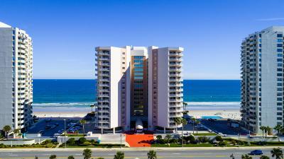 Daytona Beach Shores Condo/Townhouse For Sale: 2967 S Atlantic Avenue #404