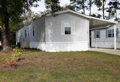 South Daytona Single Family Home For Sale: 2300 S Nova Road #31