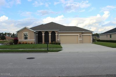 Palm Coast FL Single Family Home For Sale: $366,000