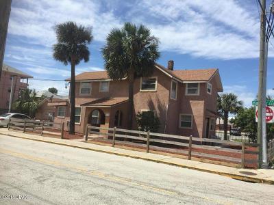 Volusia County Multi Family Home For Sale: 715 Harvey Avenue