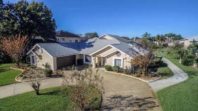 Spruce Creek Fly In Single Family Home For Sale: 2611 Spruce Creek Boulevard