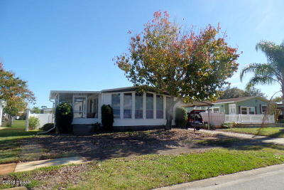 Port Orange Single Family Home For Sale: 760 Rolling Hills Drive
