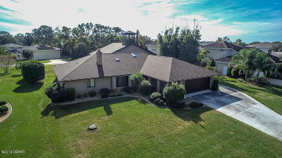 Spruce Creek Fly In Single Family Home For Sale: 1768 Mitchell Court