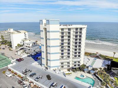 New Smyrna Beach Condo/Townhouse For Sale: 5207 S Atlantic Avenue #1121