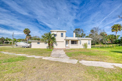 Daytona Beach Single Family Home For Sale: 17 Bridgeport Road
