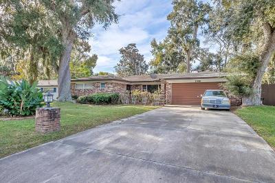 South Daytona Single Family Home For Sale: 2446 Kenilworth Avenue
